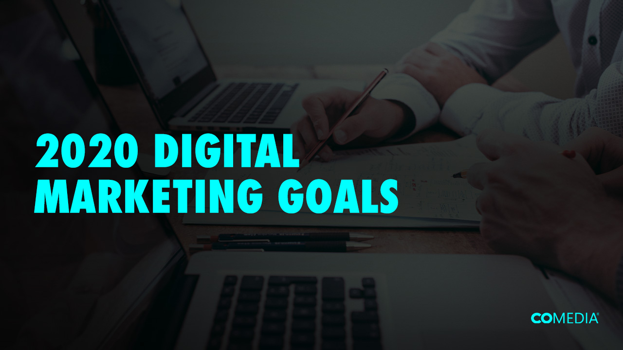 2020 Digital Marketing Strategy